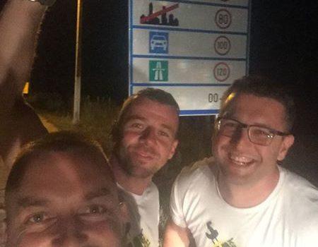 Na KAčku 12: Noc prvá – Srbsko