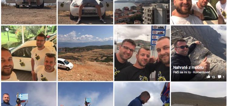 Všetky fotky z výpravy Na KAčku 2017