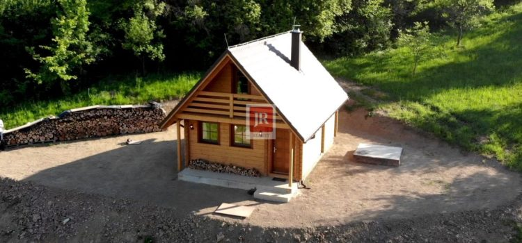 Predaj zrubovej chaty v drotárskom raji – Veľké Rovné