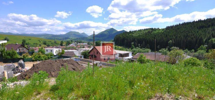 Lukratívny stavebný pozemok o výmere 1040 m2 vo vilovej štvrti Rudiny