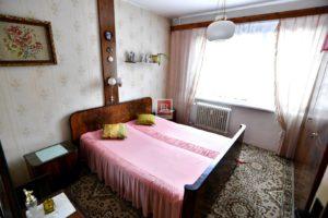 Ružová retro spálňa na Trnavskej
