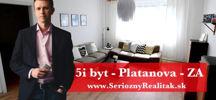 predaj, platanova, 5i
