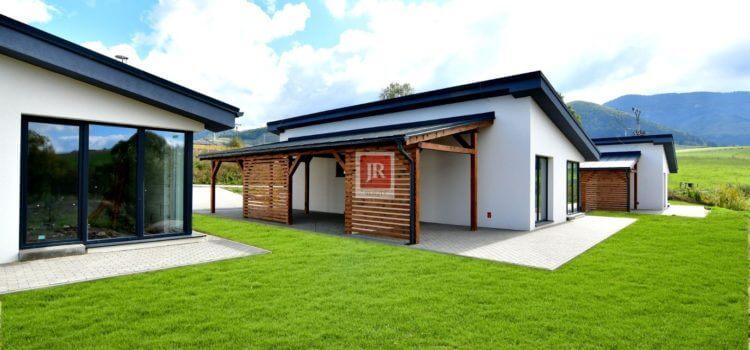 Predaj moderných bungalovov v Turí pri Žiline