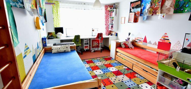 PREDANÝ: Predaj 3i priestranný byt na Hlinách V dohodou