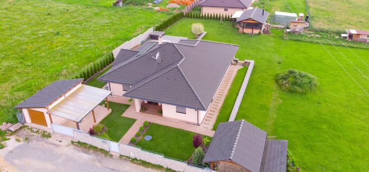 REZERVOVANÝ: Predaj | Luxusný bungalov s inteligentnými technológiami | Turie | na 2600 m2 pozemku | kolaudovaný 2014