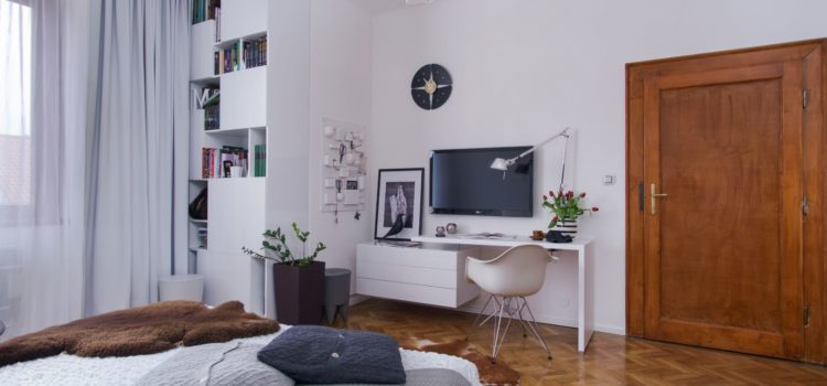 PREDANÝ: Predaj krásneho dizajnového 2i bytu v širšom centre | Žilina | 68 m2| zariadený