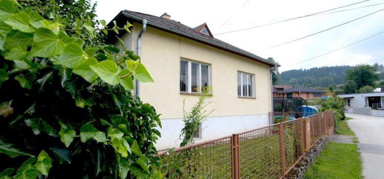 Predaj rodinného domu v LIetave